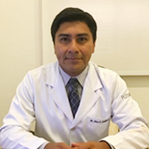Dr. Alex Eduardo Calderon Irusta