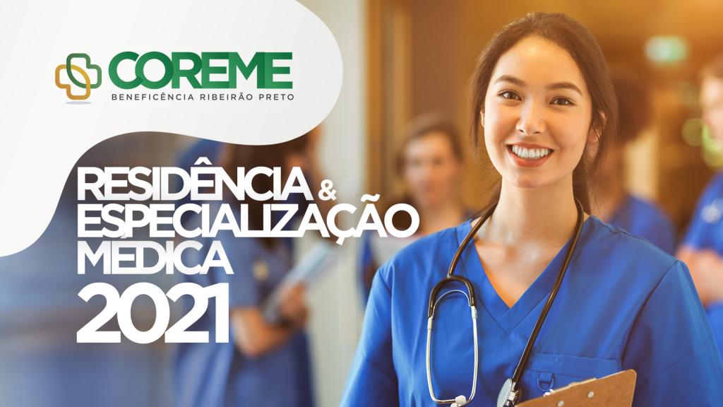Inscrições abertas para o concurso de Residência e Especialização Médica 2021 na Bene Ribeirão Preto